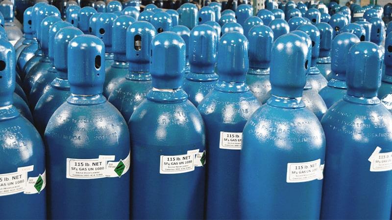 ویژگی و خصوصیات گاز Sf6 چیست؟